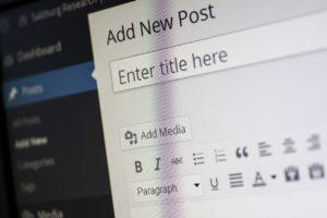 Bien vendre un blog