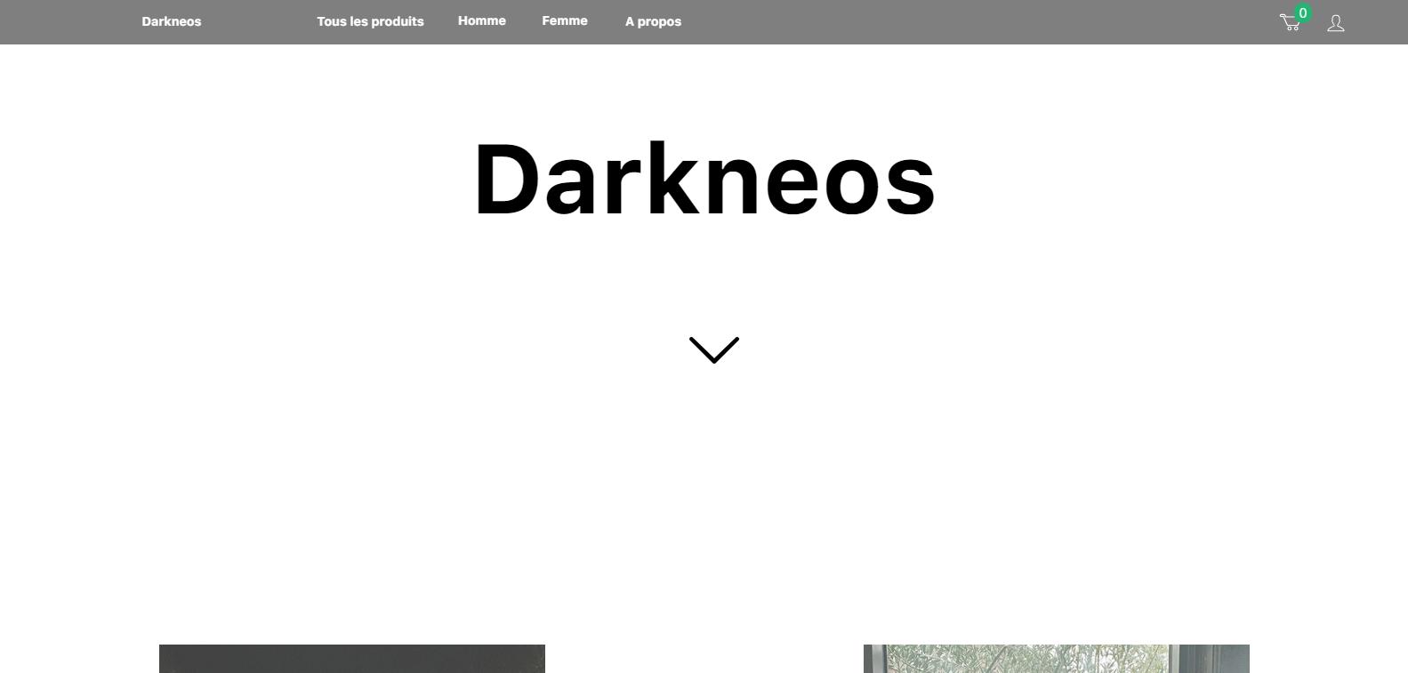 Site WordPress personnalisé