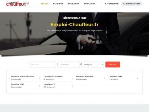 """Site annonces EMPLOI """"job-board"""""""
