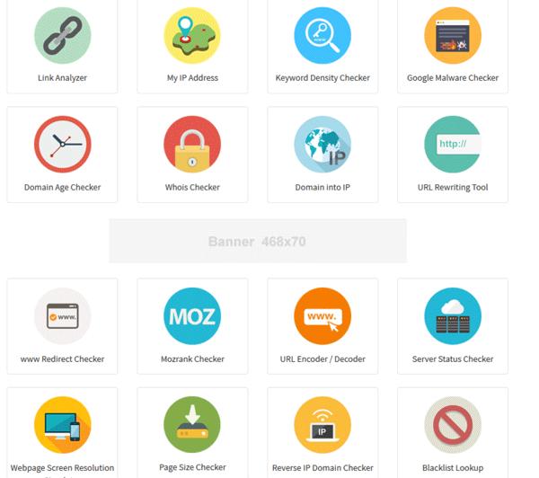 50 outils SEO avec abonnements mensuels