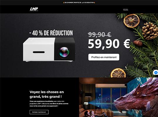 Le-mini-projecteur.fr