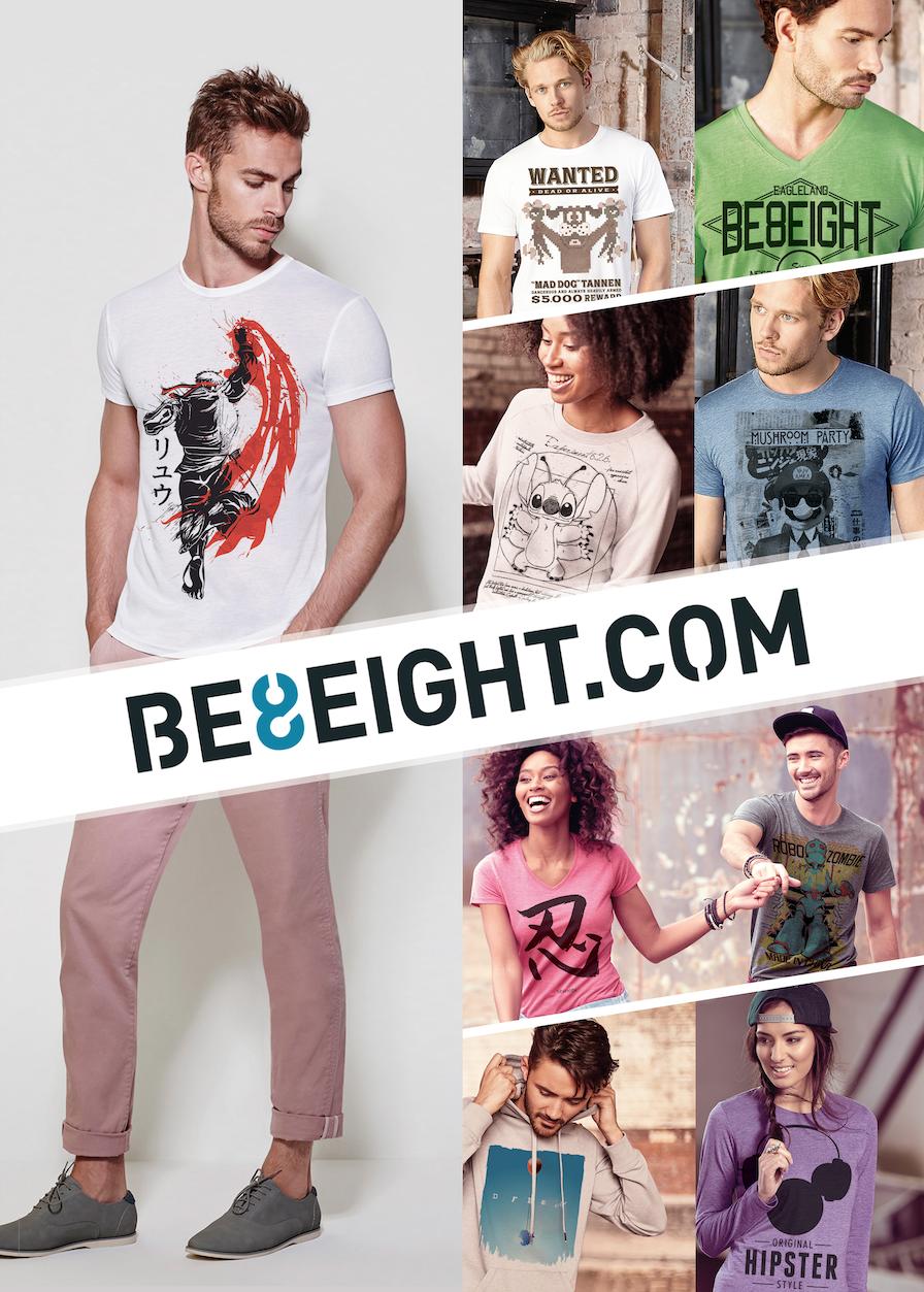 E-commerce Be8eight