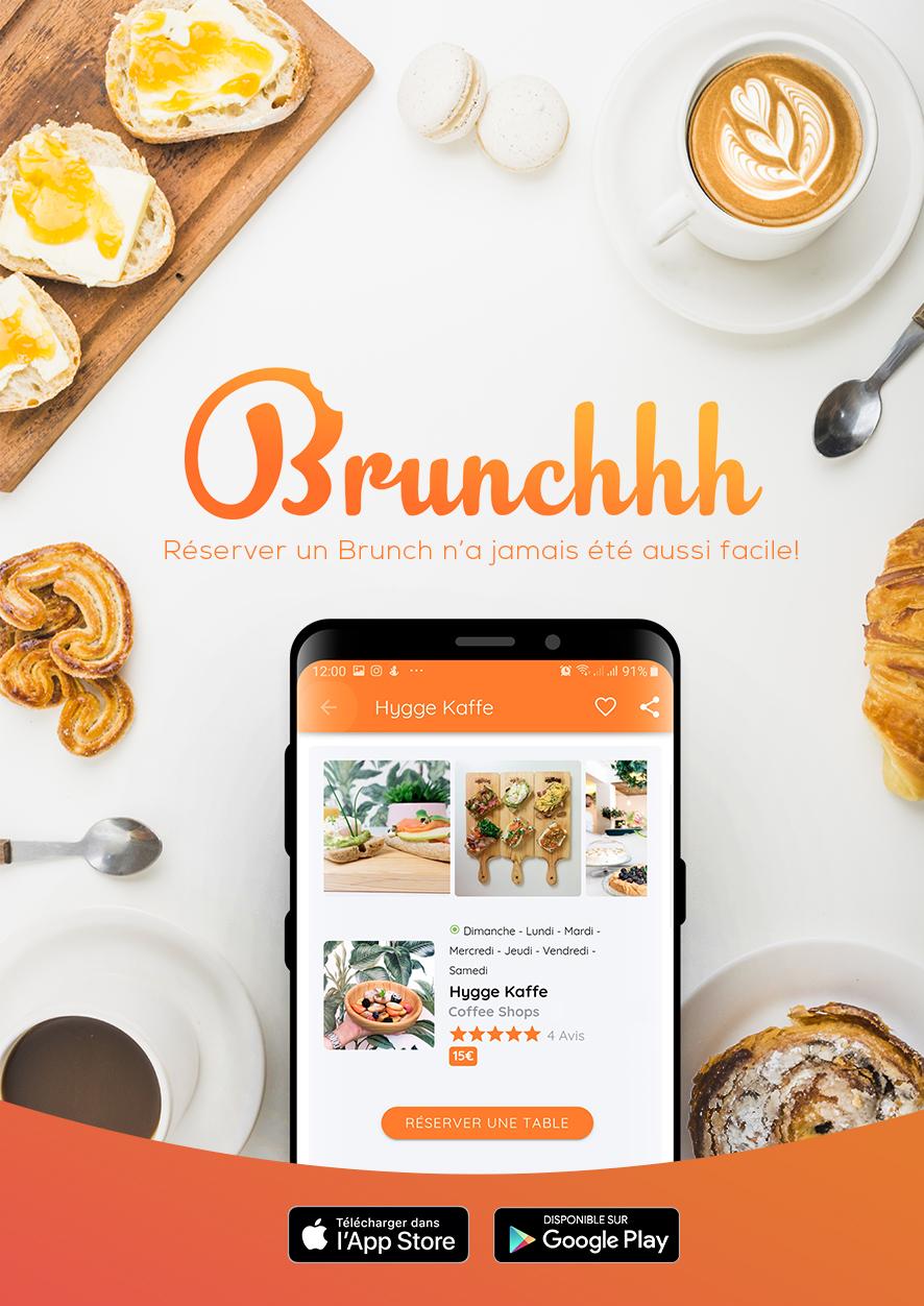 App Brunchhh