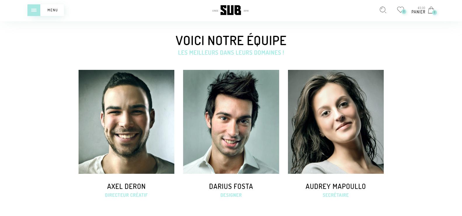 Nouveau Site SUBLI-MATION ! (ecommerce)